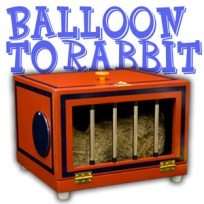 "Balloon to Rabbit Box DLX. <img border=""0"" src=""http://kapmagic.com/products_pictures/FREEshippingw5w.gif"" width=""175"" height=""50""></p>"