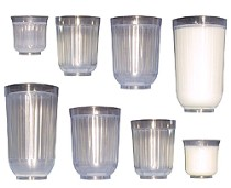 Diminishing Milk Glass <img border=&quot;0&quot; src=&quot;http://kapmagic.com/products_pictures/FREEshippingw6w.gif&quot; width=&quot;175&quot; height=&quot;50&quot;></p>