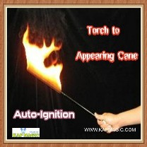 Torch to Appearing Cane (Auto-Ignition)  <img border=&quot;0&quot; src=&quot;http://kapmagic.com/products_pictures/FREEshippingw5w.gif&quot; width=&quot;175&quot; height=&quot;50&quot;></p>